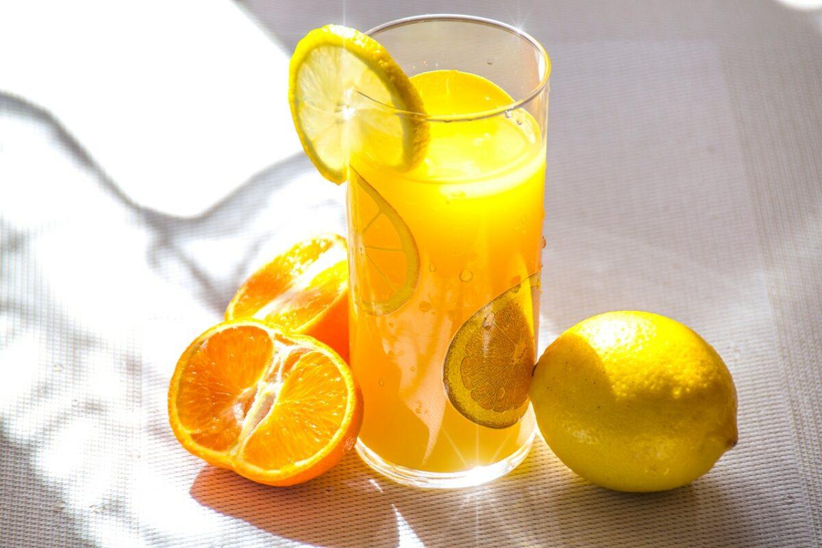 du jus de citron vert