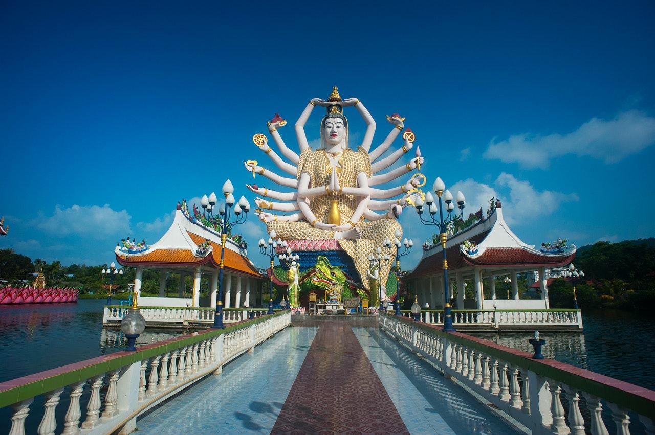visite spirituelle de Bangkok
